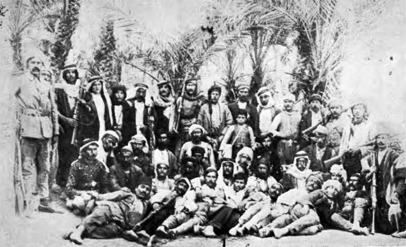 Armenian rebels  participated Urfa Revolt.