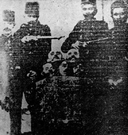 Taşnak  Komitesi'nin Katlettiği Türkler