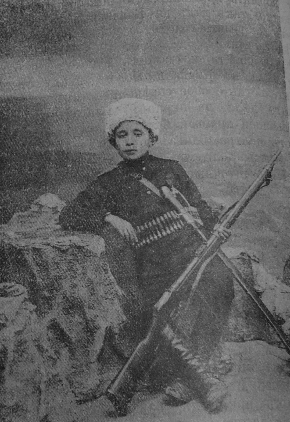 Ermeni İsyancı Bir Çocuk
