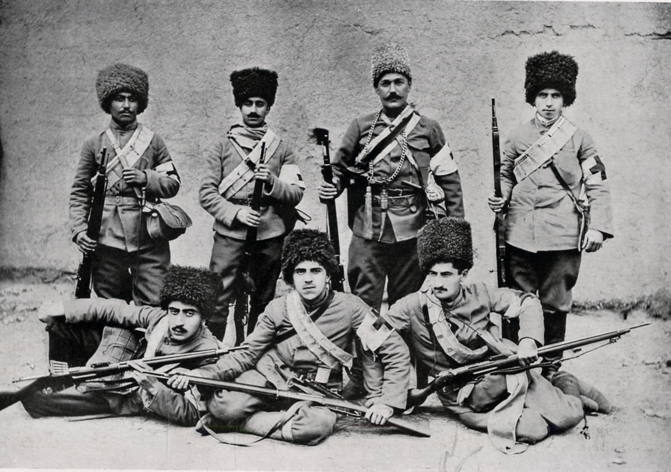 Ermeni İsyancılar