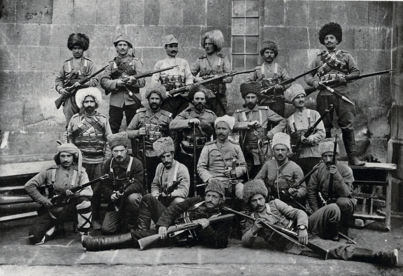 Armenian Rebels