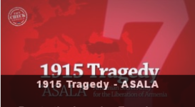 1915 Tragedy: ASALA - Fact Check Armenia